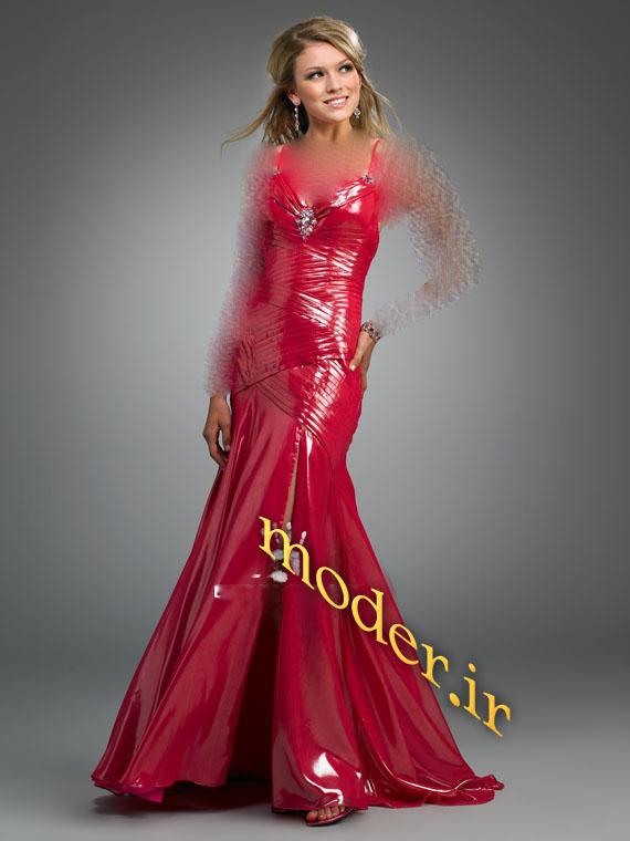 مدل لباس شب فوق العاده زیبا برای مجالس