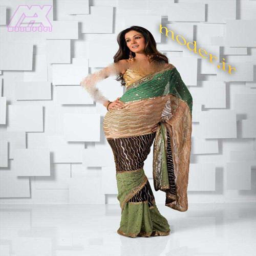 مدل لباس هندی جدید