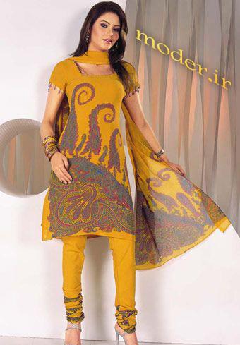 مدل مانتو هندی