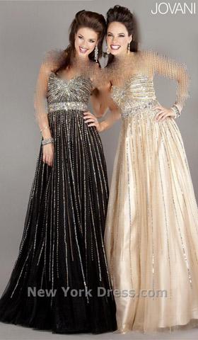 مدل لباس مجلسی شب بلند