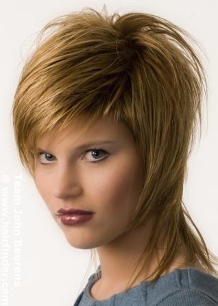 مل جدید مو کوتاه مدل کوتاهی مو