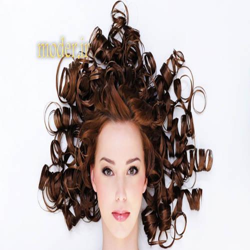 مدل موی فر باز