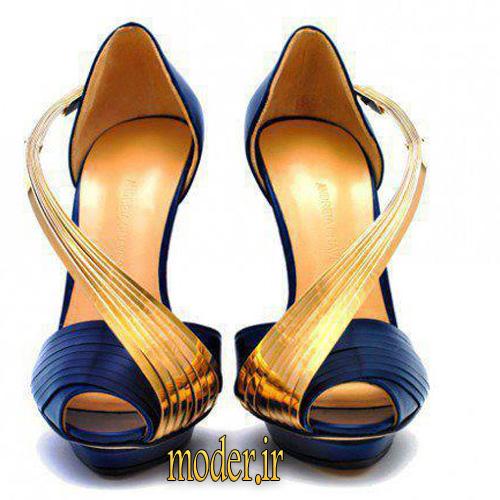 عکس مدل جدید کفش مجلسی بسیار زیبا